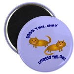 Kitty Good & Ungood Tail Days Magnet (100 pk)