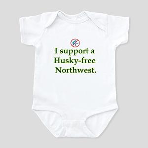 Husky Free NW Infant Bodysuit