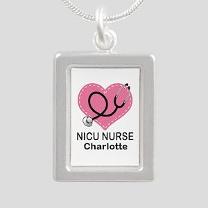 Personalized NICU Nurse Necklaces