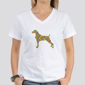 weimaraner tee shirt T-Shirt