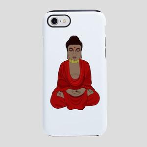 Meditating Buddha iPhone 7 Tough Case