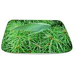 Tree Hopper on Pine Bathmat