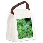 Tree Hopper on Pine Canvas Lunch Bag