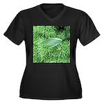 Tree Hopper on Pine Plus Size T-Shirt