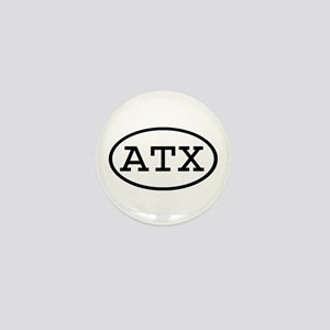 ATX Oval Mini Button