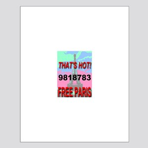 That's Hot! 9818783 Free Pari Small Poster