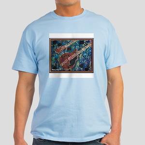 Mandolin NO WORDING<br> Light T-Shirt