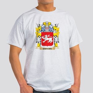 Chivers Coat of Arms - Family Crest T-Shirt