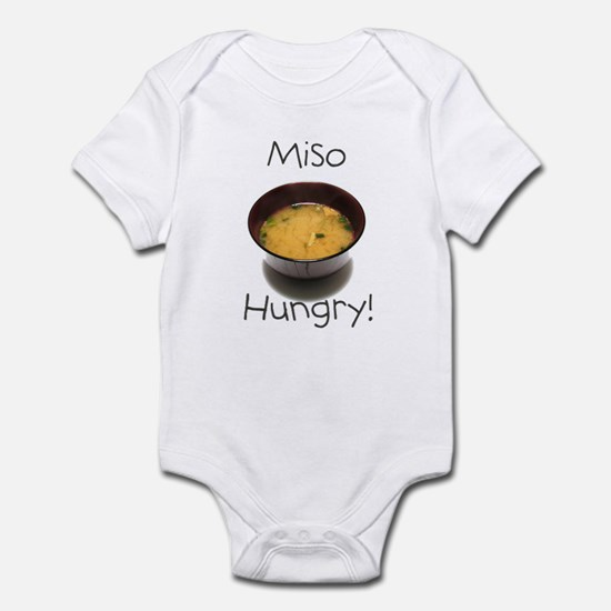 Miso Hungry Infant Bodysuit