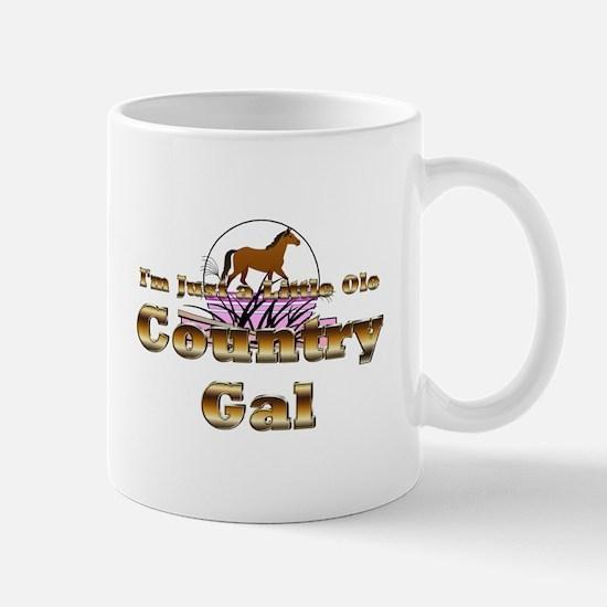 Country Gal Mug