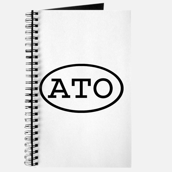 ATO Oval Journal
