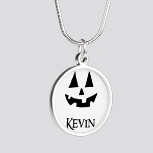 Kevin Halloween Pumpkin face Necklaces