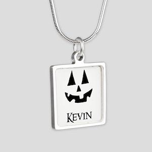 Kevin Halloween Pumpkin face Necklaces