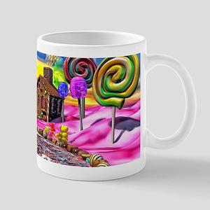 Pink Candyland Mug