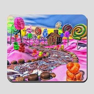 Pink Candyland Mousepad