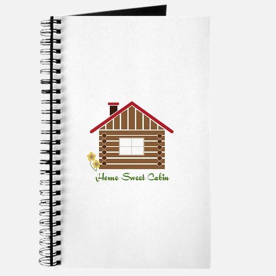 Home Sweet Cabin Journal