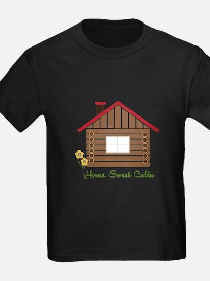 Home Sweet Cabin T-Shirt