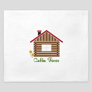 Cabin Fever King Duvet