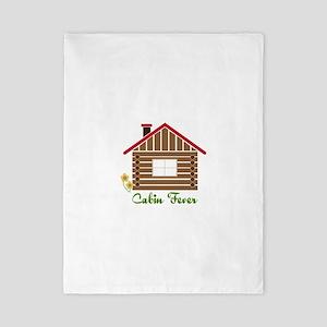 Cabin Fever Twin Duvet