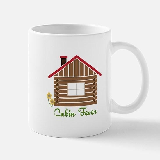 Cabin Fever Mugs