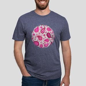 Pink Paisley T-Shirt