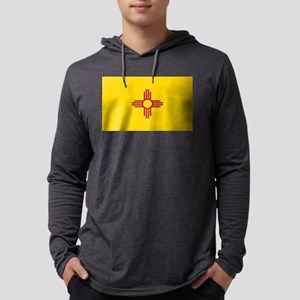 Flag of New Mexico Long Sleeve T-Shirt