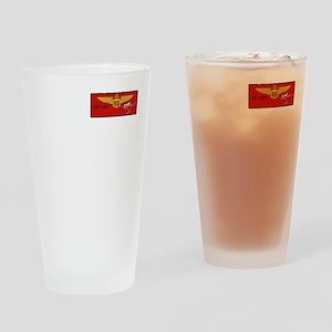 VF101WINGaP Drinking Glass