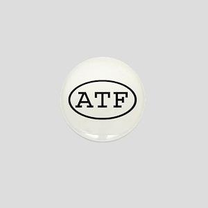 ATF Oval Mini Button
