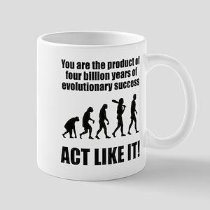 Evolutionary Success Mug