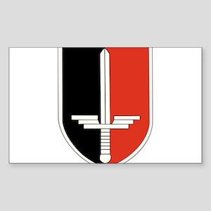 Luftwaffe Secret Project Sticker