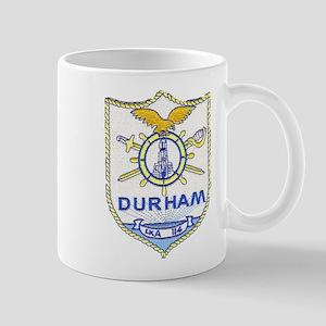 USS DURHAM 11 oz Ceramic Mug