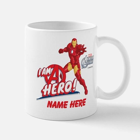 Avengers Assembled Iron Man Personalize Mug