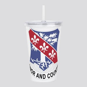 327th Glider Infantry Acrylic Double-wall Tumbler
