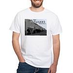 Sunset District White T-Shirt