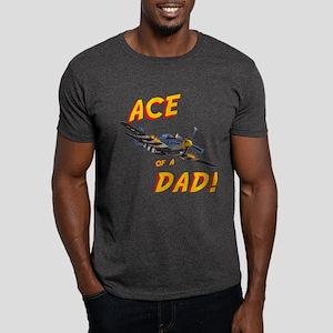 Ace of a Dad! Dark T-Shirt