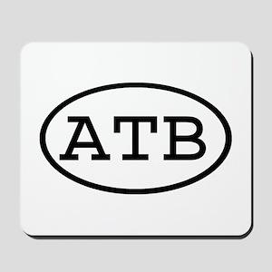 ATB Oval Mousepad
