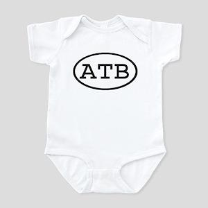 ATB Oval Infant Bodysuit