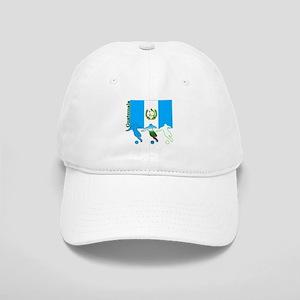 Guatemala Soccer Cap