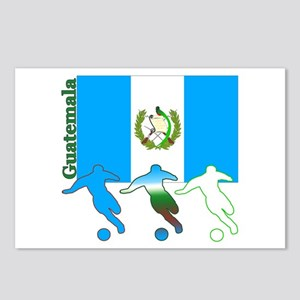 Guatemala Soccer Postcards (Package of 8)