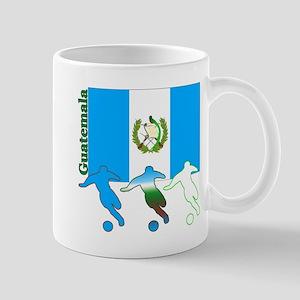 Guatemala Soccer Mug