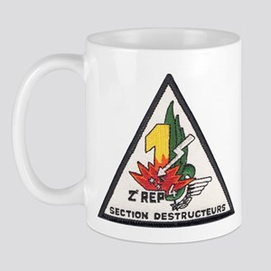 2nd Regiment Legion Mug