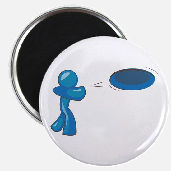 Frisbee Man Magnets