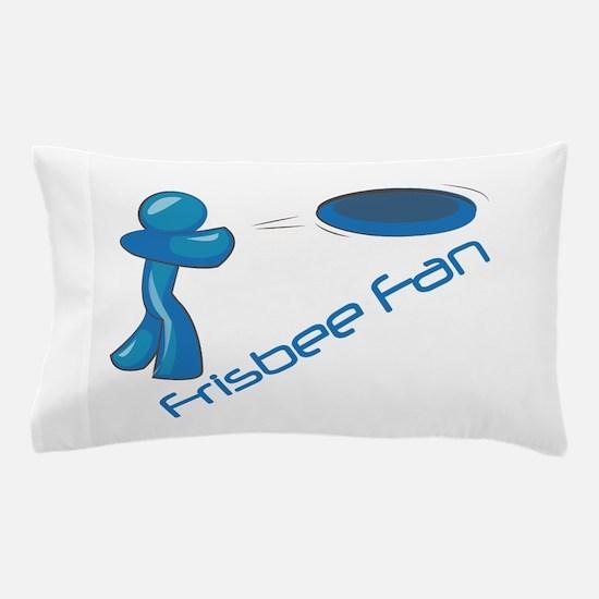 Frisbee Fan Pillow Case