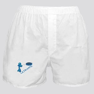 Ultimate Frisbee Boxer Shorts
