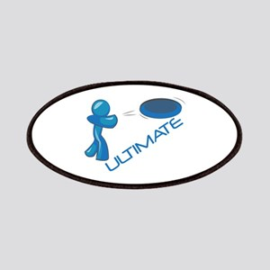 Ultimate Frisbee Patches