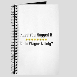 Hugged Cello Player Journal