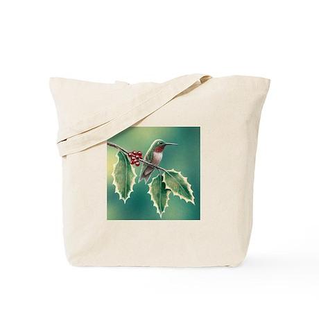 """""""Hollybird"""" Tote Bag"""