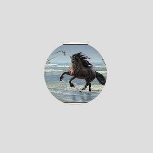 Friesian - Splash Dance Mini Button