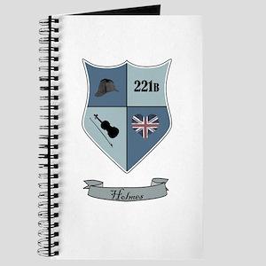 Sherlock Holmes Coat of Arms Journal