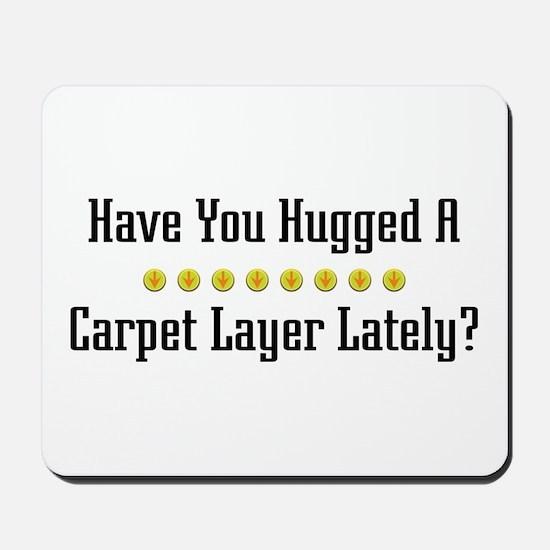 Hugged Carpet Layer Mousepad
